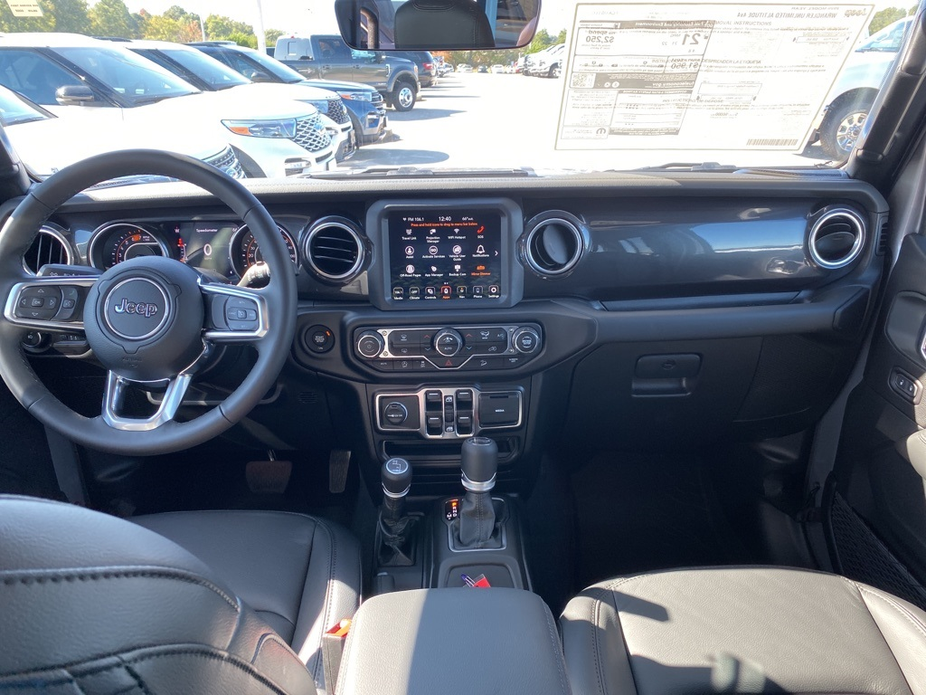 New 2020 Jeep Wrangler Unlimited Sahara