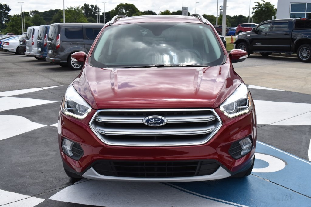 Certified Pre-Owned 2017 Ford Escape Titanium