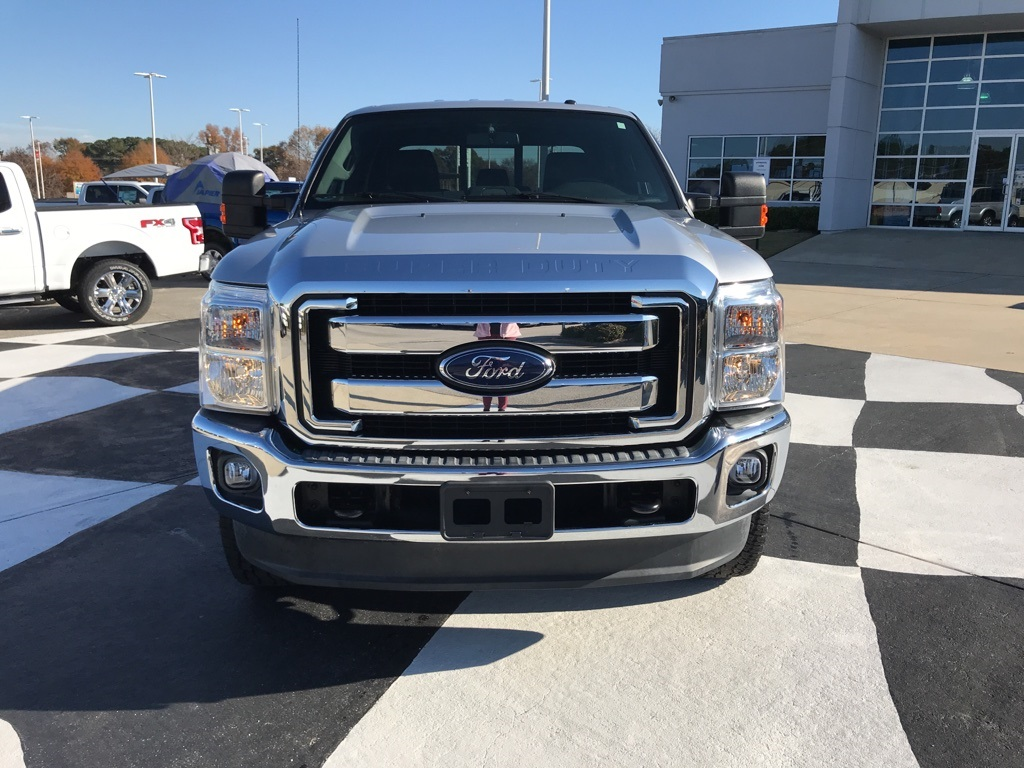 Certified Pre-Owned 2016 Ford F-250SD Lariat
