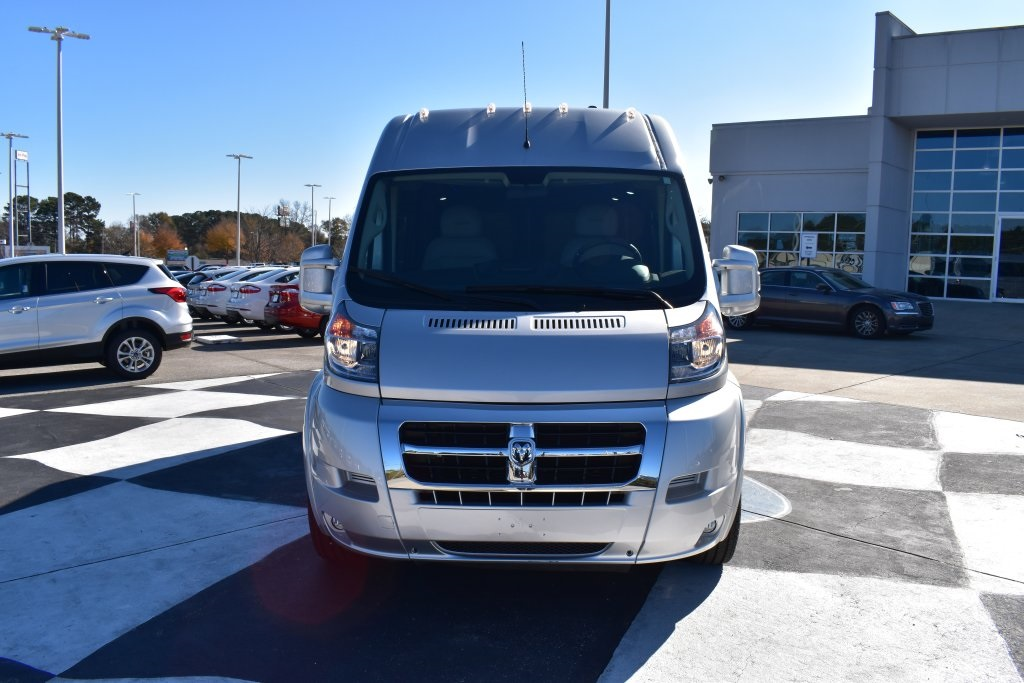 New 2018 Ram ProMaster 1500 Base