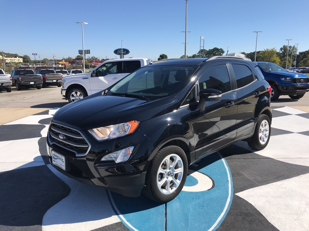 Certified Pre-Owned 2018 Ford EcoSport SE