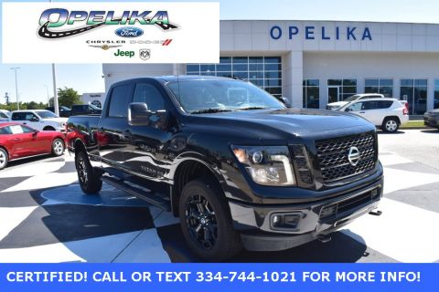 Certified Pre-Owned 2018 Nissan Titan XD SL